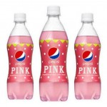 Pepsi Pink , taste of strawberries and cream.