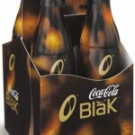 Coca Cola Black, taste of coffee.
