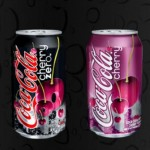 Coca-Cola Cherry, taste of cherry.