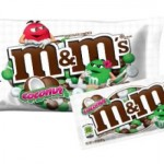 M&M's Coconut.
