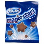 Milky Way magic stars.