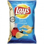 Lays salt & vinegar.