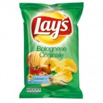 Lays bolognese.