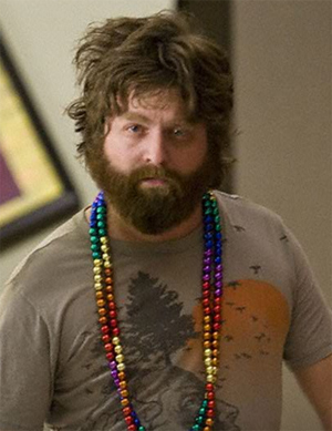 The Hangover movie image Zach Galifianakis